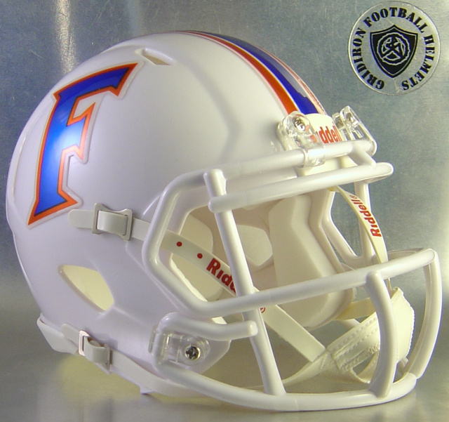 College Mini Football Helmets