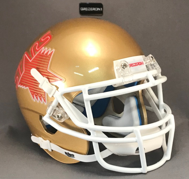 ARIZONA OUTLAWS 1985 USFL Football Helmet STICKERS