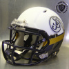 St. John Bosco Braves HS 2013 (CA) White gold Navy
