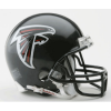 Atlanta Falcons Mini Football Helmet Riddell VSR4