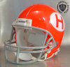 Warren G Harding Panthers HS (OH) 1970's Red Helme