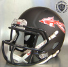 Elizabeth Forward Warriors HS 2017 (PA) Matte Blac