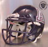 Allen Eagles High School 2014 (TX) Navy Helmet