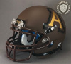 *Austin Panthers HS (TX) 2017 Matte Brown