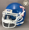 Temple Wildcats HS (TX) 2012-2016 Royal Helmet