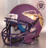 North Summit Braves HS 2017 (UT) Matte Purple