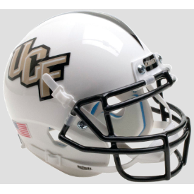 Central Florida Golden Knights Schutt XP Authentic Helmet White 2016
