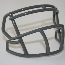 Dark Gray mini facemask (facemask clips not included)