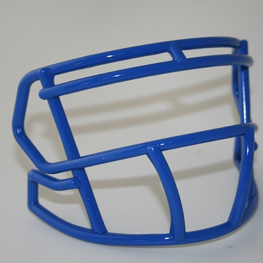 Air Force Blue / Light Royal Blue mini facemask (facemask clips not included)