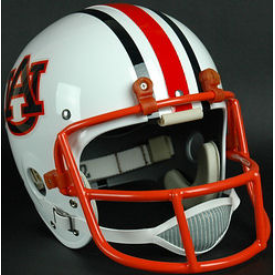 Auburn Tigers 1979 to 1983 Full Size NCAA Throwback Vintage Football Helmet