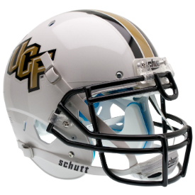 Central Florida Golden Knights Authentic XP Football Helmet Schutt