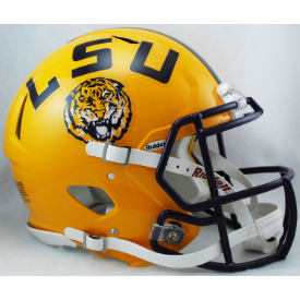 LSU Tigers Authenic Speed Football Helmet