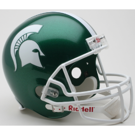 Michigan State Spartans Full Size Replica Football Helmet