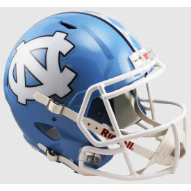 North Carolina Tar Heels Speed Replica Football Helmet NEW 2015