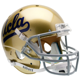 UCLA Bruins Full XP Replica Football Helmet Schutt