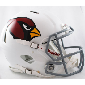 Arizona Cardinals Speed Football Helmet