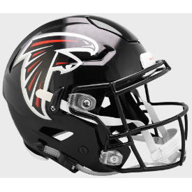 Atlanta Falcons Authentic Speed Flex  Football Helmet 2003-2019