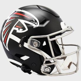 Atlanta Falcons Authentic Speed Flex Football Helmet 2020