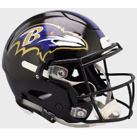 Baltimore Ravens SpeedFlex Football Helmet