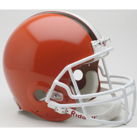 Cleveland Browns Authentic 1975 to 2005 Football Helmet