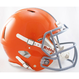 Cleveland Browns 2006-2014 Authentic Speed Football Helmet