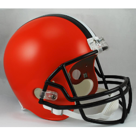 Cleveland Browns Full Size Replica Football Helmet NEW 2015