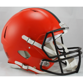 Cleveland Browns Authentic Speed Football Helmet NEW 2015