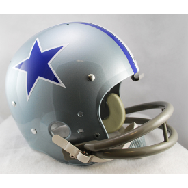 Dallas Cowboys 1964 to 1966 TK Throwback Football Helmet