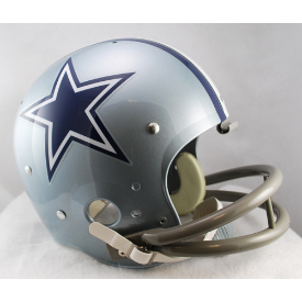 Dallas Cowboys 1967 TK Throwback Football Helmet