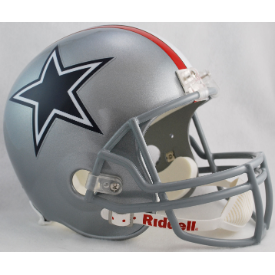 Dallas Cowboys 1976 Full Size Replica Throwback Helmet