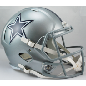 Dallas Cowboys Speed Replica Football Helmet