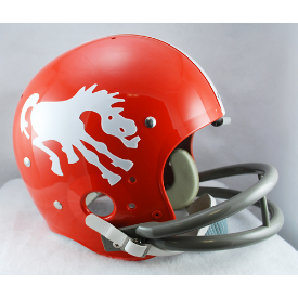 Denver Broncos 1962 to 1965 TK Throwback Football Helmet