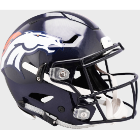 Denver Broncos SpeedFlex Authentic Full size Football Helmet
