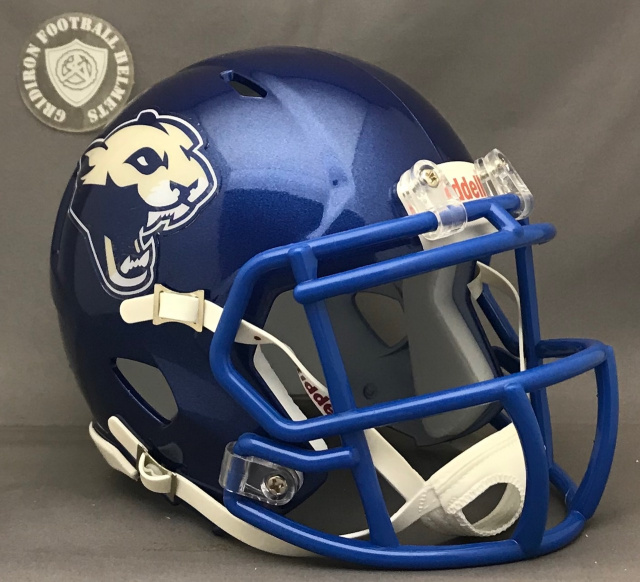 Chicago Cougars Metallic Royal 2019