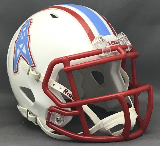 Houston Oilers 1975-1980 & 2017