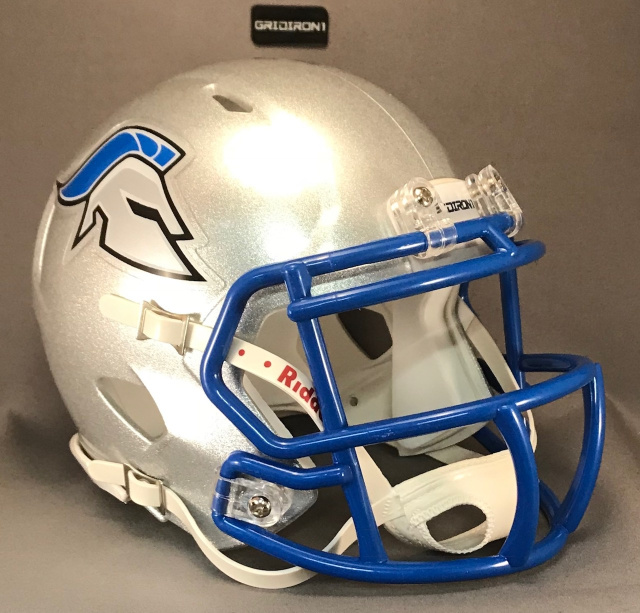 Orlando Sentinels mini football helmet 2019  Alt. Silver Helmet