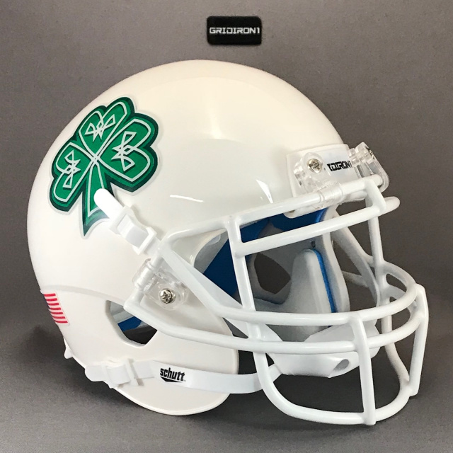 Dublin Shamrocks 2017 White