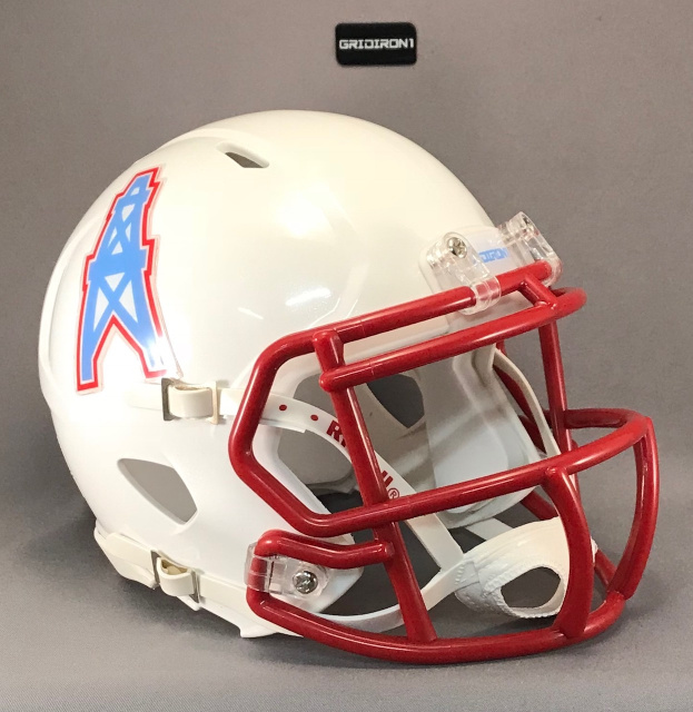 Houston Oilers 2018