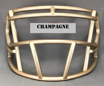 Champagne Gold Mini Facemask (clips not included)