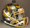 San Diego Fleet Riddell Speed mini football Helmet (only 1 left)
