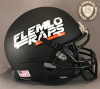 FlemLo Raps more than a game Matte Black Schutt XP