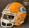 Chiefland Indians HS (FL) 1983 Yellow Helmet