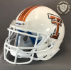 Troy Trojans HS (ID) 2017-2018 Chrome Decals