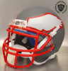 frankenmuth Eagles football 2014-2017 Matte gray