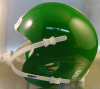 Kelly Green Schutt XP Mini Football Helmet Shell