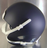 Matte Navy Schutt XP Mini Football Helmet Shell