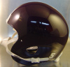 Purple Schutt XP Mini Football Helmet Shell