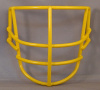 Throwback Lineman Yellow  Mini Football Helmet Facemask(facemasks clips not included)(Sold out)